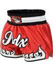 Шорты для тайского бокса RDX Muay Thai красные