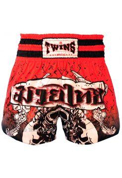 Шорты для тайского бокса TWINS TWS-SUB1 красные