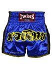 Шорты для тайского бокса Twins TWS-910 синие