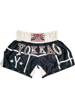 Шорты для тайского бокса Yokkao CarbonFit Cube
