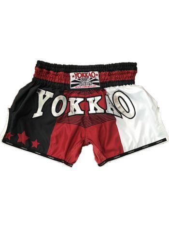 Шорты для тайского бокса Yokkao CarbonFit Flow