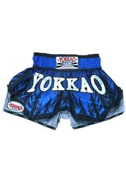 Шорты для тайского бокса Yokkao CarbonFit Ironwoods