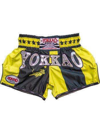 Шорты для тайского бокса Yokkao CarbonFit Khan