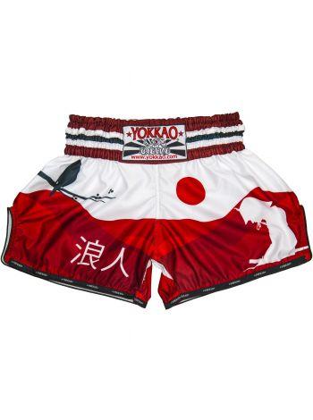 Шорты для тайского бокса Yokkao CarbonFit Ronin