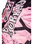 Шорты для тайского бокса Yokkao CarbonFit Urban розовые