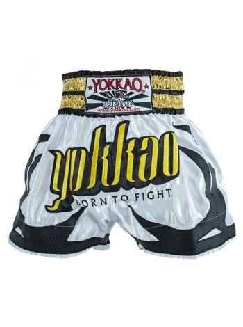 Шорты для тайского бокса Yokkao King of Muay Thai