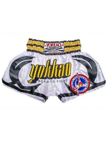 Шорты для тайского бокса Yokkao King of Muay Thai «Pakorn»