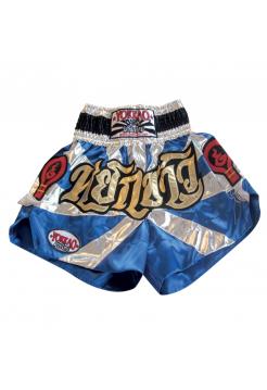 Шорты для тайского бокса Yokkao Pinto голубые