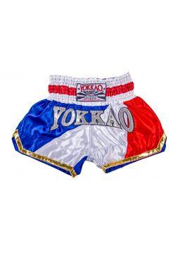 Шорты для тайского бокса Yokkao Thai Flag