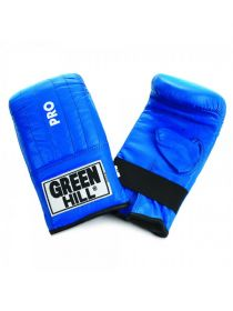Снарядки Green Hill PUNCHING MITT PRO синие