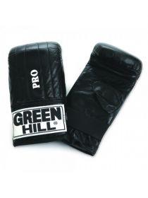 Снарядки Green Hill PUNCHING MITT PRO черные