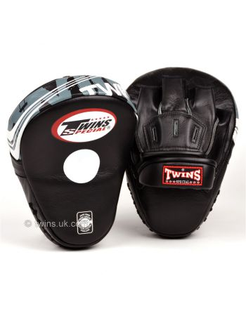 Лапы для бокса TWINS PML-10 черные