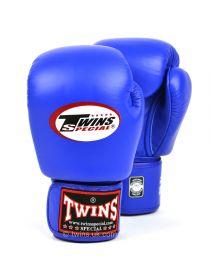 Боксерские перчатки TWINS BGVL3-blue