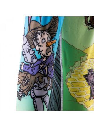 Рашгард детский с длинным рукавом Tatami Meerkatsu Whizzer Of Oz голубой