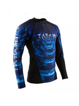 Рашгард с длинным рукавом Tatami Vortex