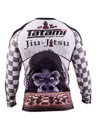 Рашгард с длинным рукавом Tatami Chess Gorilla