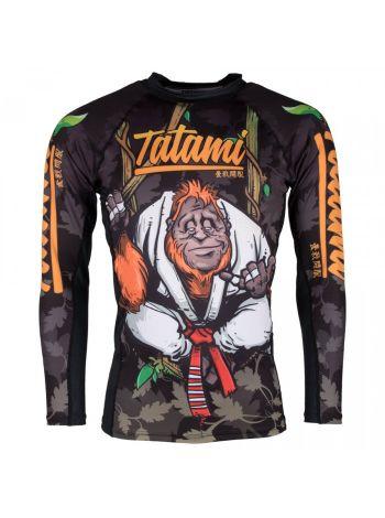 Рашгард с длинным рукавом Tatami Hang Loose Orangutang