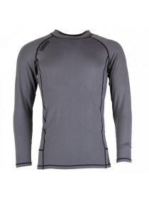 Рашгард c длинным рукавом Essentials Grey Nova Basic серый