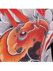 Рашгард с длинным рукавом Tatami Japan Series - Maple Koi