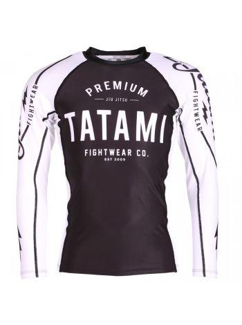 Рашгард с длинным рукавом Tatami Premium