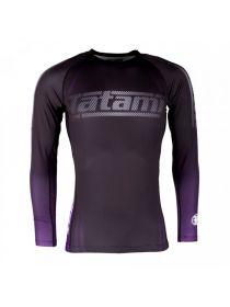 Рашгард с длинным рукавом Tatami New IBJJF Rank Long Sleeve Purple