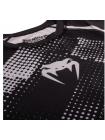 Рашгард с коротким рукавом VENUM TECHNICAL COMPRESSION черно-серый