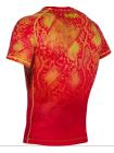 Рашгард с коротким рукавом VENUM FUSION COMPRESSION красный