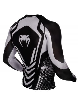 Рашгард с длинным рукавом VENUM TECHNICAL COMPRESSION черно-серый
