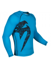 Рашгард с длинным рукавом VENUM ORIGINAL GIANT синий