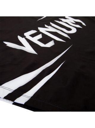 Рашгард с длинным рукавом VENUM CHALLENGER черно-белый