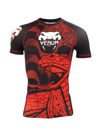 Рашгард с коротким рукавом Venum Crimson Viper