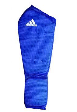 Защита голени и стопы Adidas Shin and Step Pad синяя