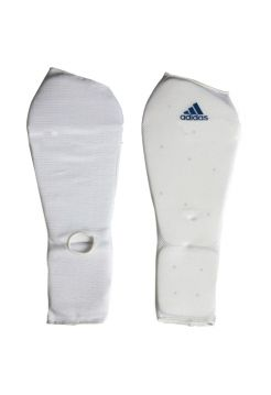 Защита голени и стопы Adidas Shin and Step Pad белая