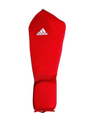 Защита голени и стопы Adidas Shin and Step Pad красная