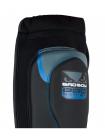Защита голени и стопы BAD BOY Pro Series 3.0 MMA черно-синяя