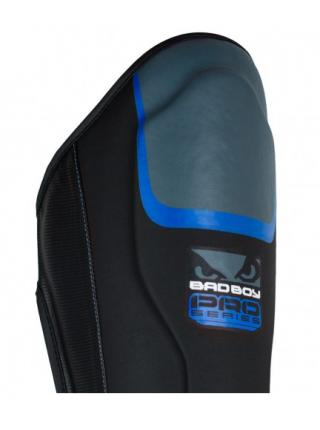 Защита голени и стопы BAD BOY PRO SERIES 3.0 MAULER черно-синяя