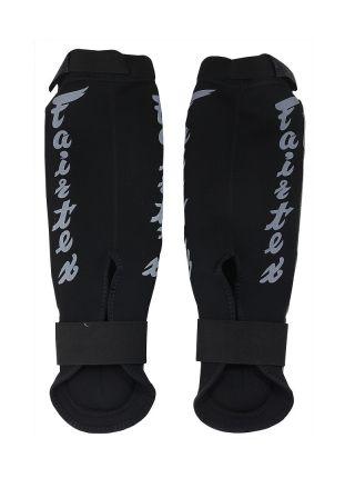 Защита голени и стопы FAIRTEX SP6 черная