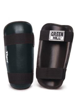 Защита голени Green Hill SHIN INSTEP PAD TIGER черная