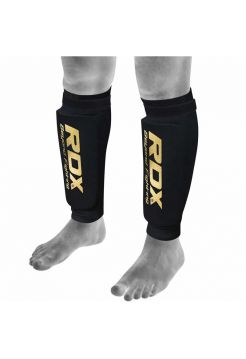 Защита голени RDX Support Brace Protection черная