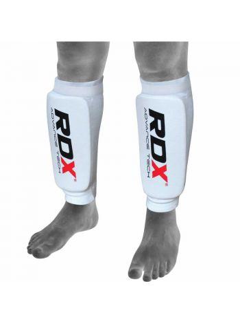 Защита голени RDX Support Brace Protection белая
