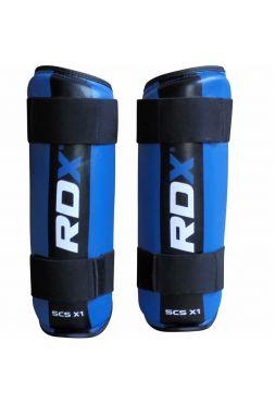 Защита голени RDX Zero Impact G-Core TKD синяя
