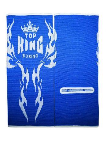 Фиксатор голеностопа Top King синий