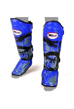 Защита голеностопа и стопы TWINS FSG-36 синяя