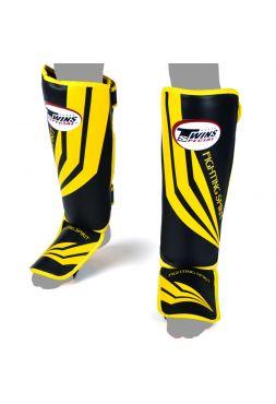 Защита голеностопа и стопы TWINS FSG-43 желтая