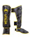 Защита голени и стопы VENUM TRAMO черно-желтая