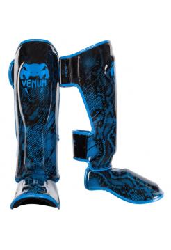 Защита голени и стопы VENUM FUSION синяя