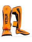 Защита голени и стопы VENUM ELITE оранжевая