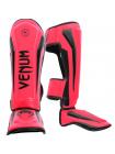 Защита голени и стопы VENUM ELITE розовая