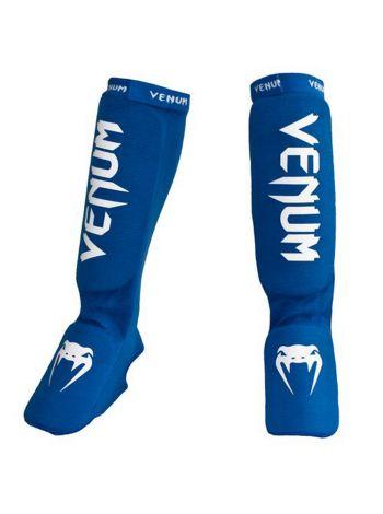 Защита голени и стопы VENUM KONTACT синяя