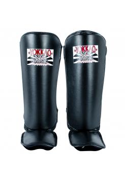 Защита голени и стопы Yokkao Basic черная